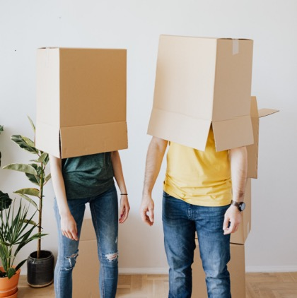Renting Boxs on heads